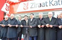 SERKAN BAYRAM - Ziraat Katılım Bankası 46'Ncı Şubesini Erzincan'da Açtı