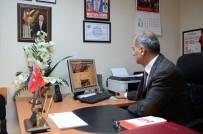 MUSTAFA DEMIR - 60'Lık Muhtar Kurduğu İnternet Sitesiyle Vatandaşlara Ulaşıyor
