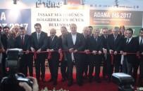 MAHMUT DEMIRTAŞ - Adana İnşaat Fuarı Açıldı