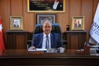 AHMET AYDIN - Adışaman Belediye Başkanı Fehmi Hüsrev Kutlu Açıklaması