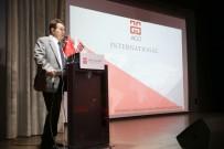 AGÜ'de Uluslararasılaşma Çalıştayı
