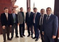 AK Parti Genel Başkan Yardımcısı Yılmaz'dan Hamamönü'ne Ziyaret
