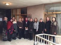 AK Parti Kadın Kollarından Türk Kadınlar Birliğine Ziyaret