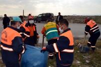 BILGE AKTAŞ - Akdeniz'de Mobil Temizlik Ekipleri Çalışmalarını Sürdürüyor