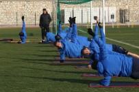 Akhisar Belediyespor'da Beşiktaş Maçı Hazırlıkları