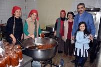 KERMES - Alıcık, Sokaktan Topladıklarıyla İhtiyaç Sahiplerini Sevindiren Anneleri Kutladı