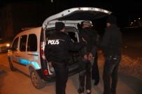 Alkollü Sürücü İki Araca Çarptı, Polise Zor Anlar Yaşattı