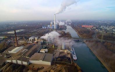 Almanya'da zehirli bulut paniği