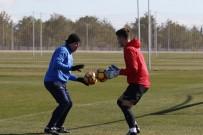 RıZA ÇALıMBAY - Antalyaspor, Karabükspor Maçı Hazırlıklarını Sürdürüyor