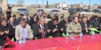 CAMİ İNŞAATI - Araban Tarlabaşı Cami Törenle İbadete Açıldı