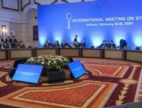 KAZAKISTAN - Astana'da ortak denetleme komisyonu kurulacak