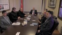 İŞSIZLIK - ATSO'da Milli İstihdam Seferberliği Toplantısı Yapıldı