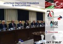 ÜRDÜN - AYTO'dan Ürdün'de Üyelerine İş Bağlantıları