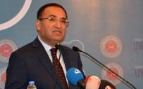GENEL KURUL - Bakan Bozdağ Açıklaması 'CHP'den Beklemiyordum'