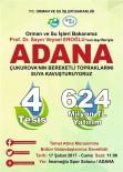 BİYOLOJİK ÇEŞİTLİLİK - Bakan Eroğlu 13 Müjde İle Adana'ya Gidiyor