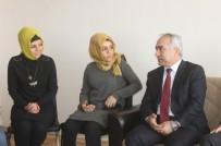 Bakan Yardımcısı Ersoy'un Mardin Temasları
