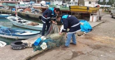 Balıkçıların Misine Ağlarına El Konuldu