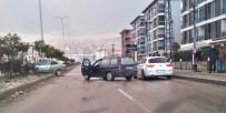 KARAKÖY - Bartın'da Buzlanma Sebebiyle Kazalar Meydana Geldi
