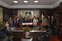 UĞUR YÜCEL - Başkan Ataç Açıklaması 'Sivil Toplum Kuruluşları Demokrasimizi Geliştiriyor'