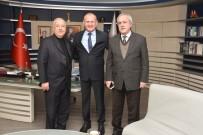 Başkan Keleş'e Zonguldak Belediye Başkanı Akdemir'den Ziyaret