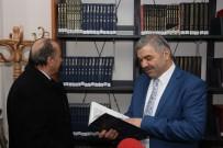 MEMDUH BÜYÜKKıLıÇ - Başkan Mustafa Çelik, 'Kayseri'yi Kütüphaneler Şehri Yapacağız'