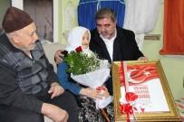 HILAL ÖZDEMIR - Başkan Özdemir'den Şehit Ailesine Özel Tablo