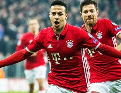 Bayern'den tarihi skor! Arsenal bozguna uğradı