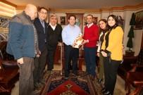 DEVRIM - Beyazay Derneği Yönetiminden Başkan Yazgı'ya Ziyaret