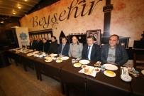 Beyşehir'de, 4 İlçenin İdareci Ve Muhtarları Bir Araya Geldi