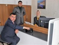 Beyşehir Kaymakamı Şahiner, Nüfus Müdürlüğünde İncelemede Bulundu