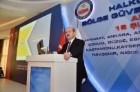 İL EMNİYET MÜDÜRLERİ - Bölge Güvenlik Toplantılarının İlki Ankara'da Gerçekleşti