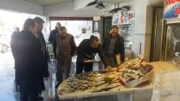 SU ÜRÜNLERİ - Burhaniye' De Balıkçılara Denetim