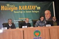 SELAHADDIN EYYUBI - Büyükşehir Belediyesinden Hüseyin Karatay'a Vefa Paneli