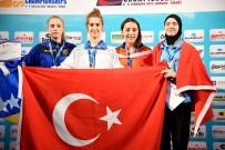 KAĞıTSPOR - Büyükşehirli Tekvandocular Çıtayı Yükseltti