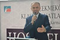 ÇEKMEKÖY BELEDİYESİ - Çekmeköy'de Klasik Sanatlar Karma Sergisi Açıldı