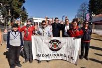 PARTİ MECLİSİ - CHP PM Üyesi Erdoğdu, Teneffüs Parkı Ziyaret Etti