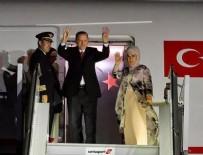 ANKARA EMNIYET MÜDÜRÜ - Körfez Ülkelerini Fetheden Başkomutan Erdoğan Yurda Döndü