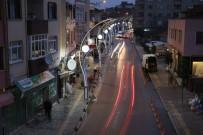 TRAFİK YOĞUNLUĞU - Cumhuriyet Mahallesi Tamamlanan Çalışmalar İle Işıl Işıl Oldu