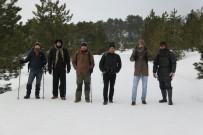 Doğasever Akademisyenlerden Anamas Dağı'na Tırmanış