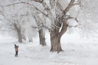 HAVA SICAKLIKLARI - Doğu Anadolu'da Soğuk Hava