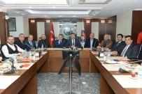 TÜRKIYE BANKALAR BIRLIĞI - DTO Başkanı Erdoğan, Denizli İstihdamı Ve İhracatın Arttırılmasını Değerlendirdi