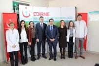 SAĞLIK HİZMETİ - Edirne'de Sağlıklı Yaşam Merkezi Hizmete Açıldı