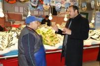 SU ÜRÜNLERİ - Elazığ'da Balıkçılar Denetlendi