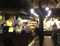 KATAR EMIRI - Erdoğan'ı ağırlayan restoran ilgi odağı oldu
