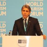 KÜLTÜR TURIZMI - Fatih Belediye Başkanı Demir, Dünya Turizm Forumu'nda Konuştu