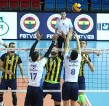 SOFYA - Fenerbahçe, CEV Cup'ta Çeyrek Finale Yükseldi