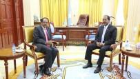 MECLIS BAŞKANı - Framco, Somali Cumhurbaşkanlığı Görevini Devraldı