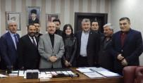 GGF Yönetimi Mardin'de Toplandı