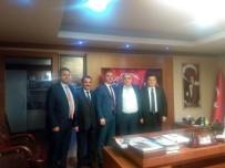 TOPLU İŞ SÖZLEŞMESİ - GMİS, Türk-Metal Sendikası'nı Ziyaret Etti