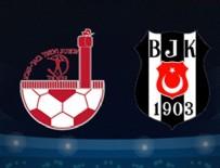 QUARESMA - Beşiktaş Hapoel'i sahadan sildi